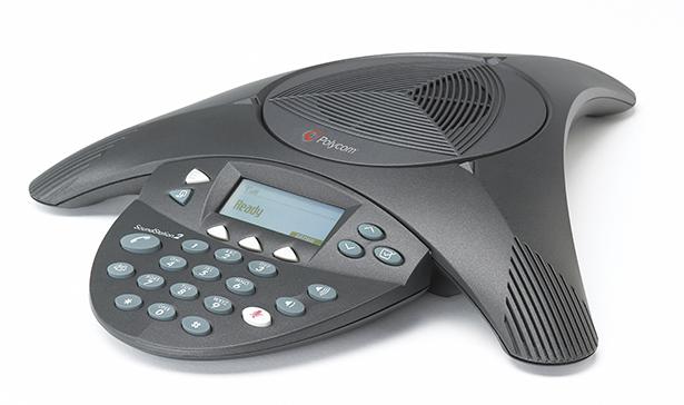 SoundStation2|小規模から中規模会議室向け